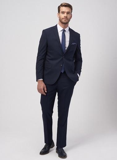 Altınyıldız Classics Slim Fit Takım Elbise 4A3010000071 Lacivert